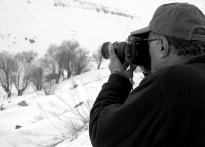 توضیحاتی درباره نمایشگاه سینماگران عکاس در لندن