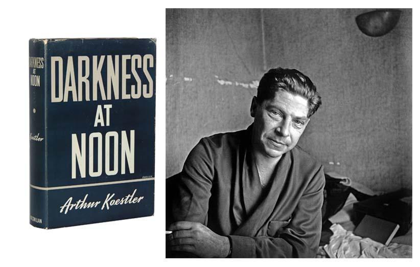 ظلمت در نیمروز، پرطرفدارترین رمان آرتور کستلر