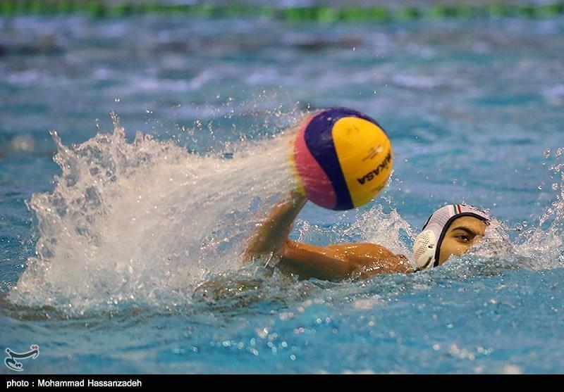 واترپلو جوانان آسیا، شکست جوانان ایران برابر چین