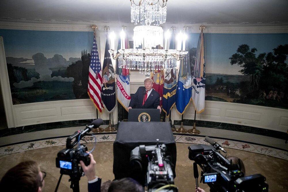 مرگ البغدادی و نطق شرم آور ترامپ