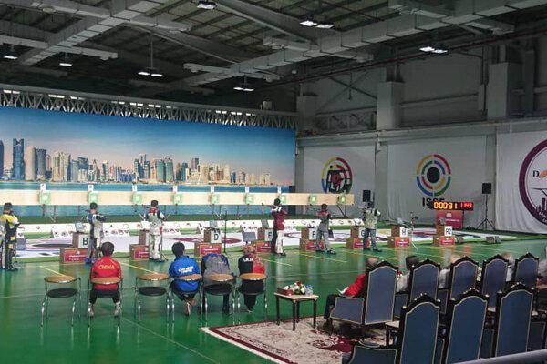 ملی پوش تفنگ ایران سهمیه المپیک را از دست داد
