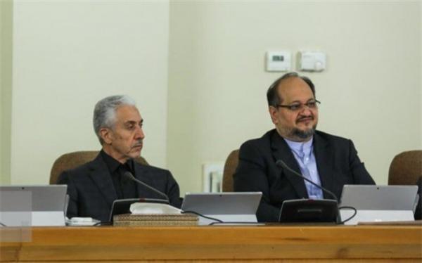 وزرای کار و علوم به کمیسیون آموزش می فرایند